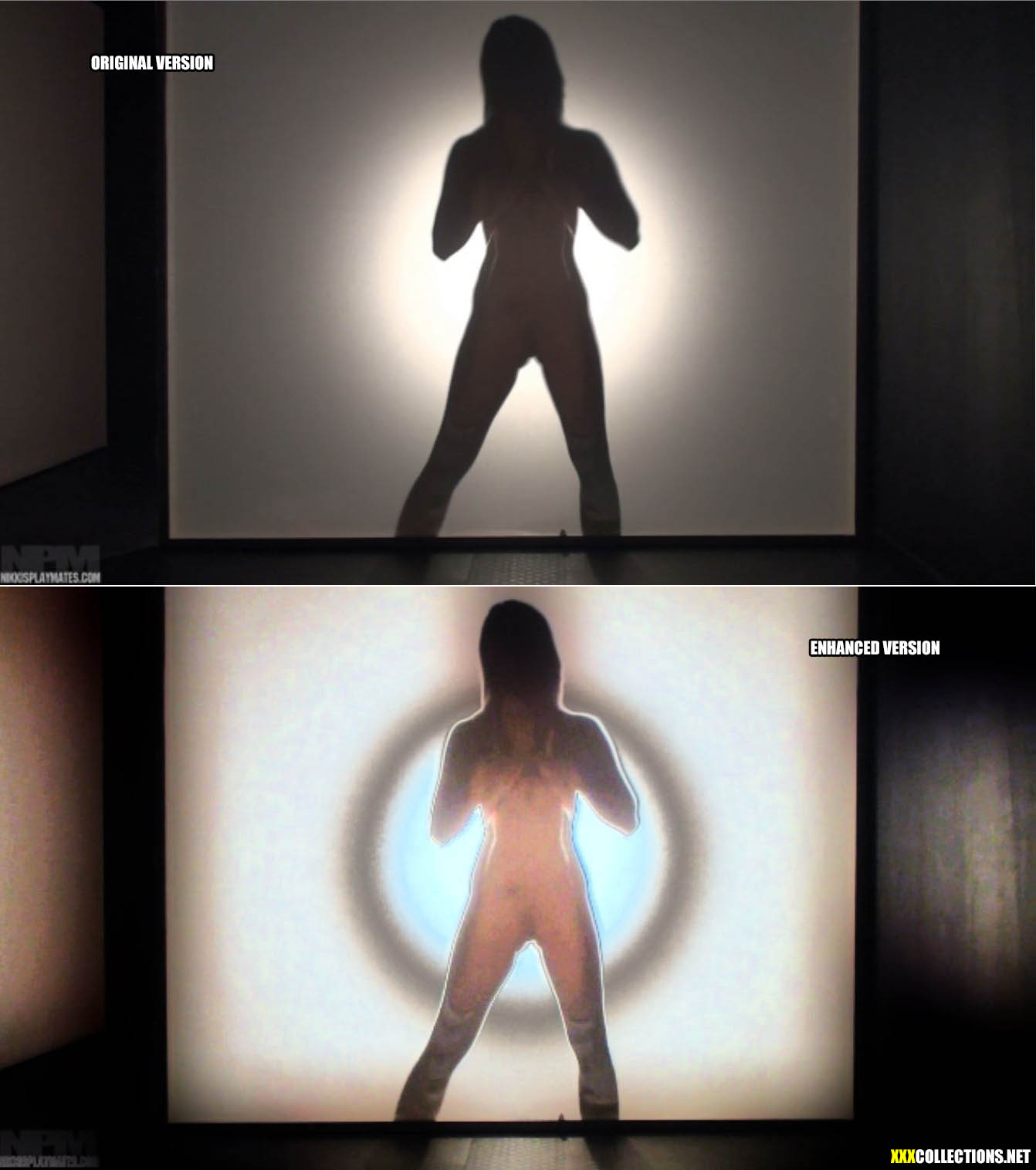 Nikki Sims Shadow Dancer Enhanced Version